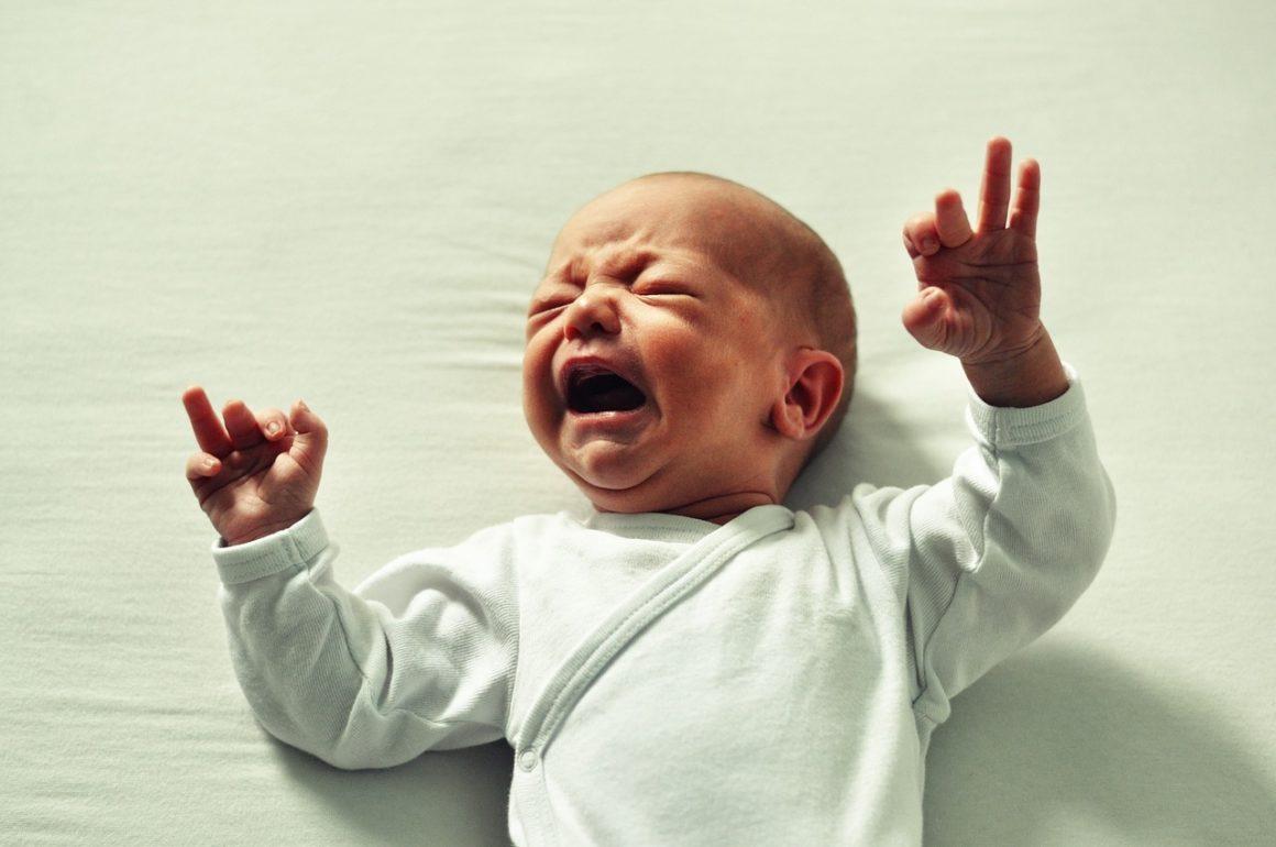 Sposoby na kolkę u niemowląt