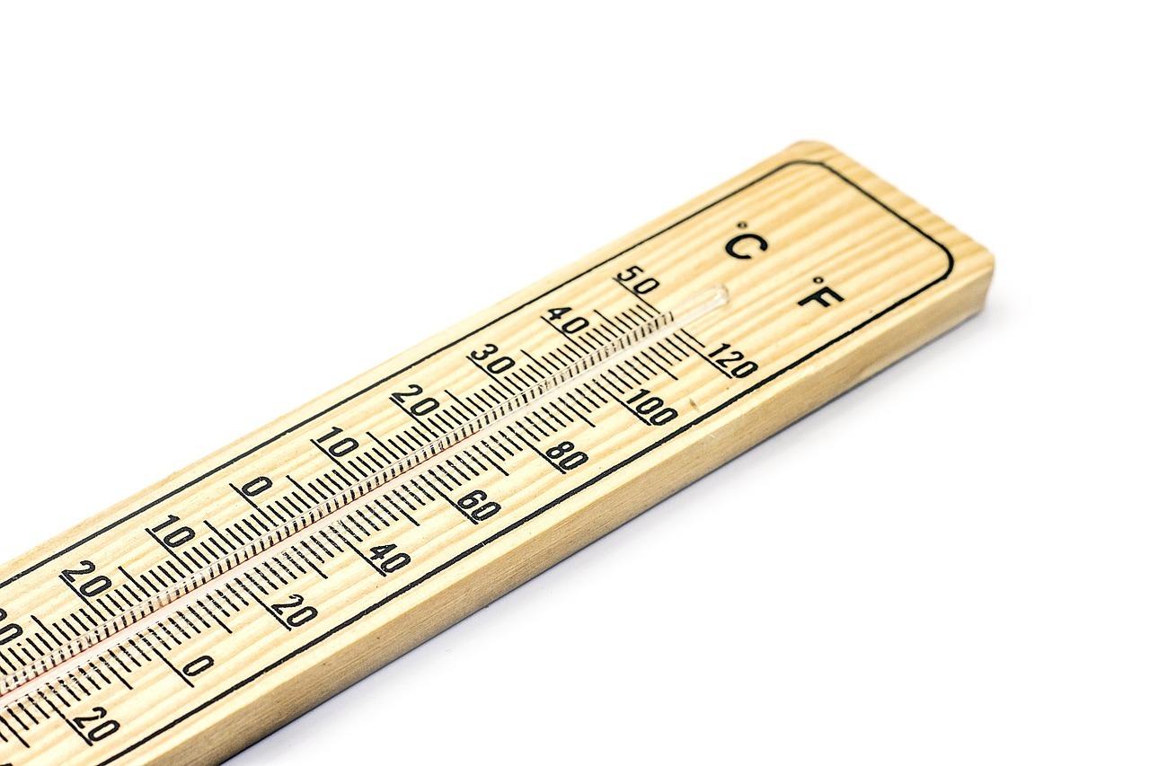 odpowiednia temperatura jako sposób na kolkę