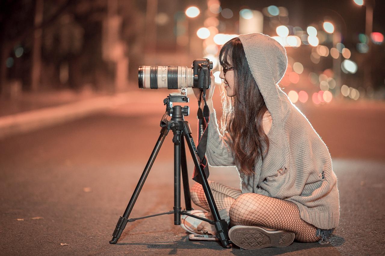 Prezent na ślub- aparat fotograficzny