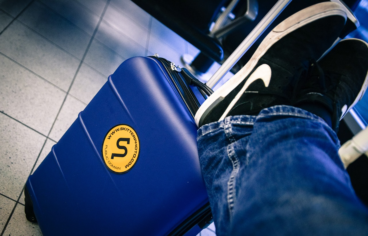 Prezent na ślub- zestaw walizek